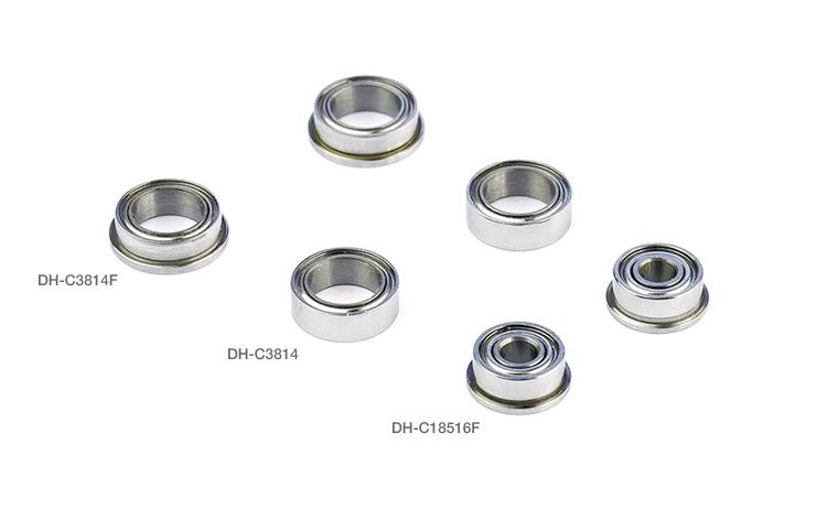 Premium Ceramic Bearing (inch) By Muchmore Racing Co., Ltd.