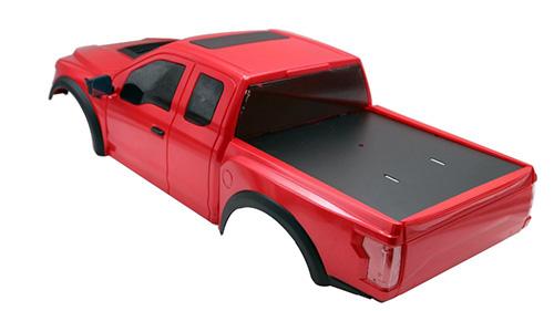 Xtra Speed ABS Raptor Hard Plastic Body Kit 325mm For 1/10 Crawler #XS-59828