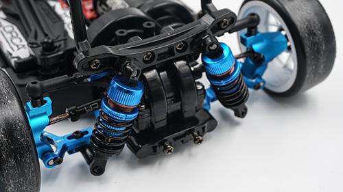 Yeah Racing RWD Drift Performance Conversion Kit for Tamiya TT-02 #TATT-S03BU